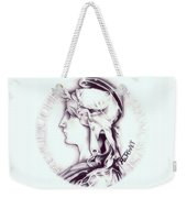 Frosty 1896 French Indochina Weekender Tote Bag