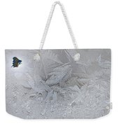 Frosty Dreams Weekender Tote Bag