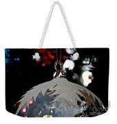 Frosty Glass Weekender Tote Bag