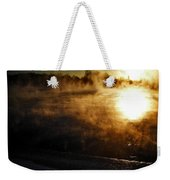 Frosty Morning ... Weekender Tote Bag