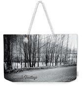 Frosty Morning At Dalmally  Weekender Tote Bag