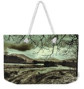 Frosty Morning At Glen'orchey   Weekender Tote Bag