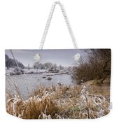 Frosty River Tyne Weekender Tote Bag