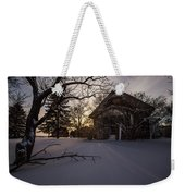 Frozen And Forgotten 2 Weekender Tote Bag