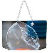 Frozen Bubble Weekender Tote Bag