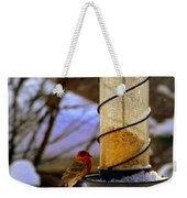 Frozen Feeder And Disappointment Weekender Tote Bag