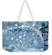 Frozen Fish Of The Northern Forests Weekender Tote Bag