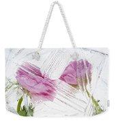 Frozen Spring Iv Weekender Tote Bag