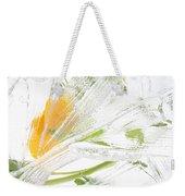 Frozen Spring Vii Weekender Tote Bag
