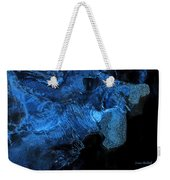 Frozen Stone Fish Weekender Tote Bag