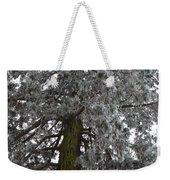 Frozen Tree 2 Weekender Tote Bag