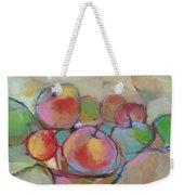 Fruit Bowl #5 Weekender Tote Bag