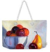 Fruit Bowl Weekender Tote Bag