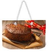 Fruit Cake Weekender Tote Bag
