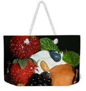 Fruit Flavor Weekender Tote Bag