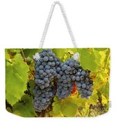 Fruit Of The Vine Imagine The Wine Weekender Tote Bag