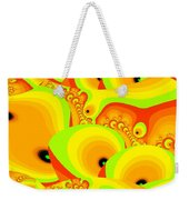 Fruit Paradise Weekender Tote Bag