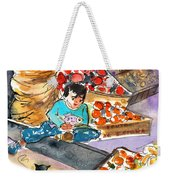 Fruit Shop In The Mountains Of Gran Canaria Weekender Tote Bag