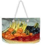 Fruit Tart Weekender Tote Bag