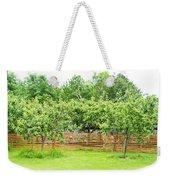 Fruit Trees Weekender Tote Bag