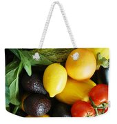 Fruits  And Vegetables  Weekender Tote Bag