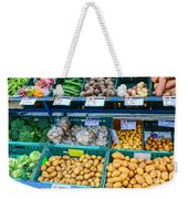 Fruits 'n' Roots 3 Weekender Tote Bag
