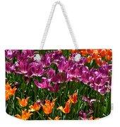 Fruity Tulips Weekender Tote Bag
