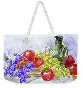 Fruit After Him Weekender Tote Bag