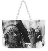 Ft. Apache Homage 1948 Ft. Apache Celebration Ft. Apache Arizona Saluting Apaches 1970 Weekender Tote Bag