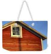 Ft Collins Barn Sunset 2 13508 Weekender Tote Bag