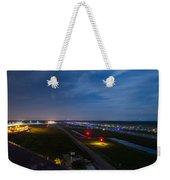 Ft. Myers Runway Weekender Tote Bag