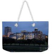 Ft. Worth Texas Skyline Weekender Tote Bag