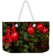 Fuchsia  Bells Weekender Tote Bag