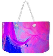 Fuchsia Breeze Weekender Tote Bag