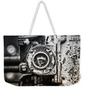 Fuel Deficient Weekender Tote Bag
