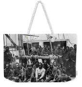 Fugitive Slaves, 1862 Weekender Tote Bag