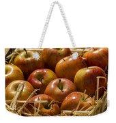 Fuji Apples Weekender Tote Bag