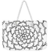 Full Bloom I  Weekender Tote Bag