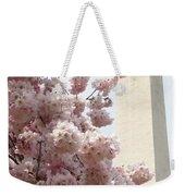 Full Bloom In Dc Weekender Tote Bag