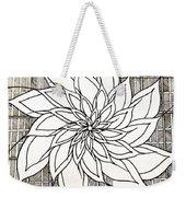 Full Bloom Iv  Weekender Tote Bag
