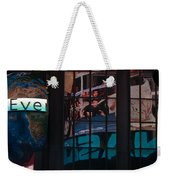 Full Color Reflections Weekender Tote Bag
