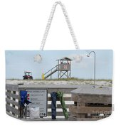 Full Day At The Beach Weekender Tote Bag