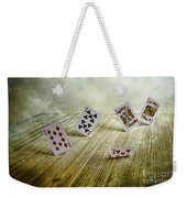Full House Weekender Tote Bag by Veikko Suikkanen