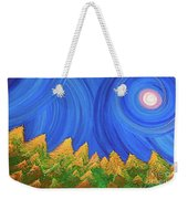 Full Moon Forest By Jrr Weekender Tote Bag