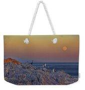 Full Moon Gathering Of Capricorn Weekender Tote Bag