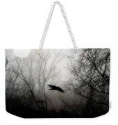 Full Moon Light Weekender Tote Bag