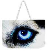 Full Moon Reflection Weekender Tote Bag