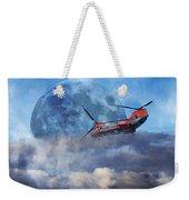 Full Moon Rescue Weekender Tote Bag