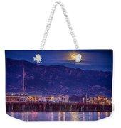 Full Moon Rising #2 Weekender Tote Bag