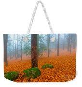 Full Of Autumn Weekender Tote Bag